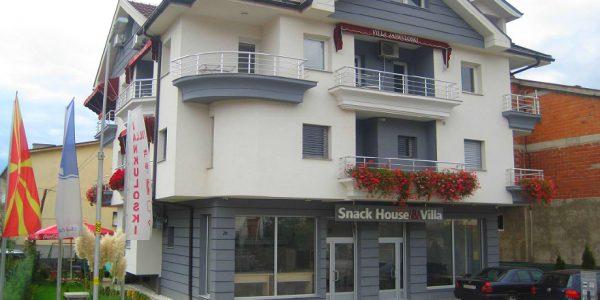 Villa Jankuloski - pilt 0