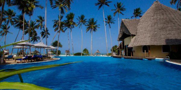 Tansaania safarihotell + Sansibaril hotell Ocean Paradise Resort & Spa 4* (standardtuba, poolpansion)