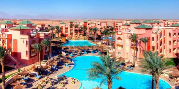 Hotell Pickalbatros Aqua Vista Resort 4*, 18.01.2019, kõik hinnas