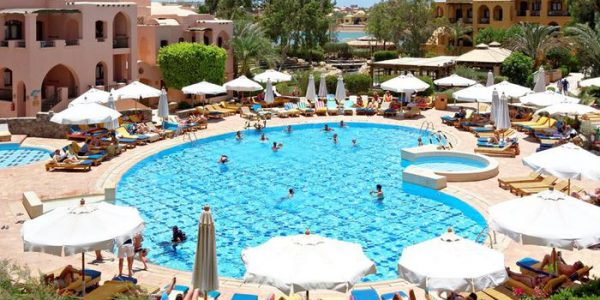 Hotell Three Corners Rihana Resort El Gouna 4*, 04.01.2019, kõik hinnas