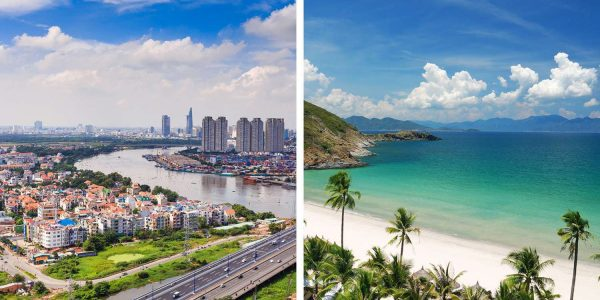 Ho Chi Minh City(3 ööd) - Ham Thein(7 ööd) kombineeritud pakett