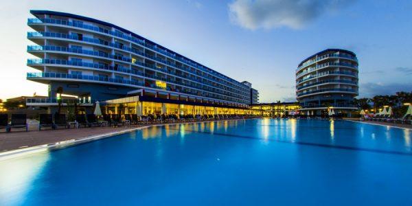 Hotell Eftalia Marin 5*, kõik hinnas ultra
