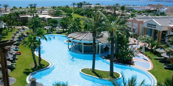 Atrium Palace Thalasso SPA Resort & Villas 5* (Kalathos), hommikusöök