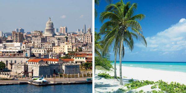 Havanna(3 ööd) ja Varadero(7 ööd) kombineeritud pakett
