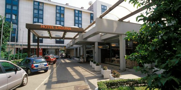 Hotell Laguna 3*, standardtuba hommikusöök