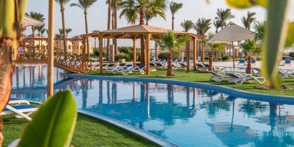 Hotell Cleopatra Luxury Resort Makady Bay 5*, 04.01.2019, kõik hinnas