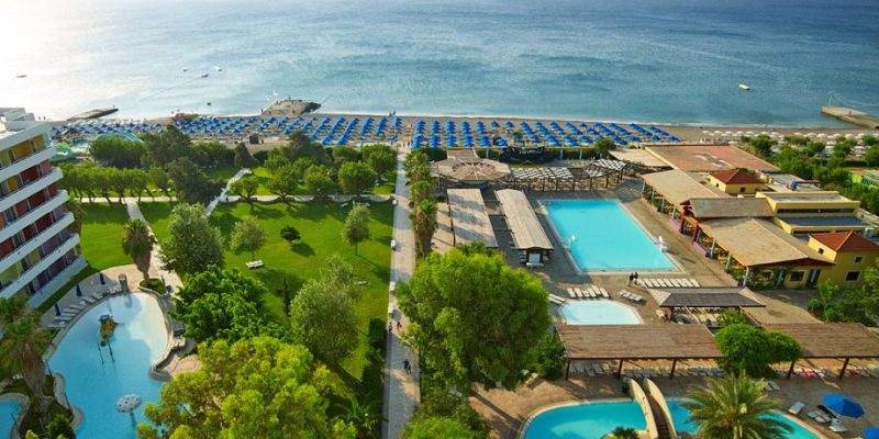 Esperides Beach Family Resort – pilt 0