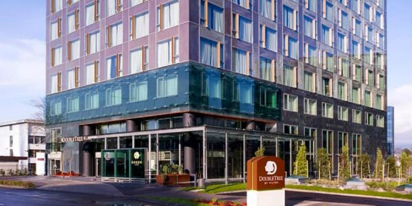 Hotell DoubleTree by Hilton Zagreb 4*, hommikusöök