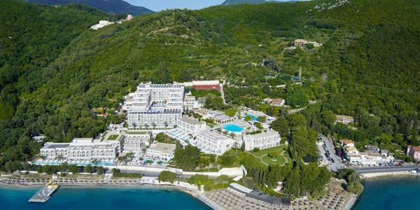 Marbella SA for Marbella Corfu Hotel