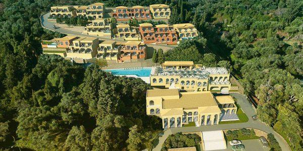 Marbella SA for Marbella Nido Suite Hotel & Villas