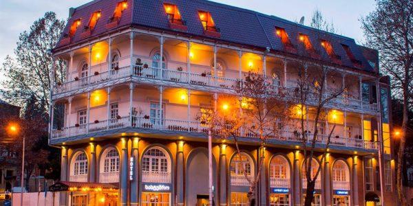 Hotell River Side 4*, 08.03.2019, hommikusöögiga