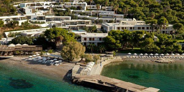 Hotell Ramada Loutraki Poseidon Resort 5*, 25.05.2019, hommikusöögiga