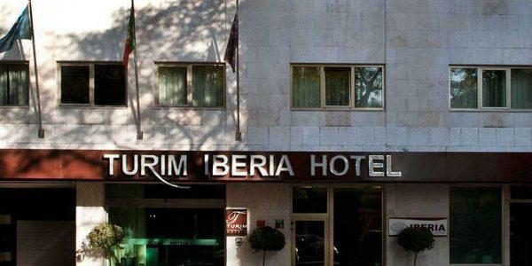 Hotell Turim Iberia 4*, hommikusöögiga