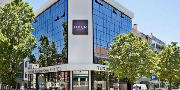 Hotell Turim Saldanha 4*, hommikusöögiga