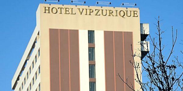 Hotell Vip Executive Zurique 3*, hommikusöögiga