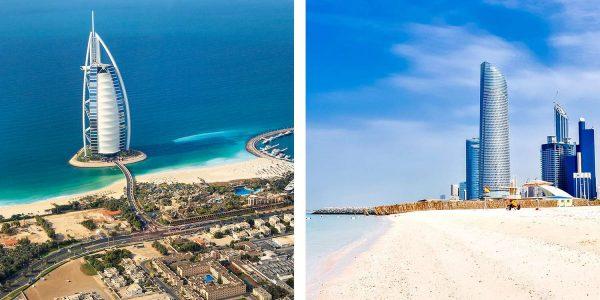 Dubai(4 ööd)-Abu Dhabi(3 ööd) kombineeritud pakett