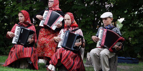 Kihnu reis Suurele Eesti Raamatuklubile