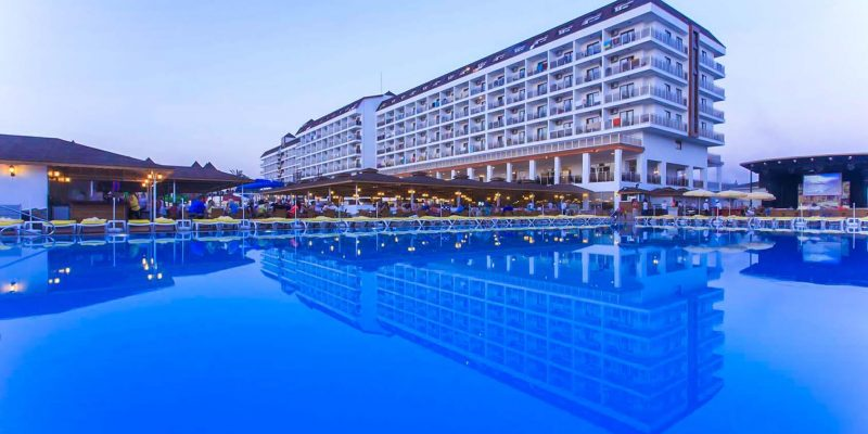 Eftalia Splash Resort Hotel – pilt 1