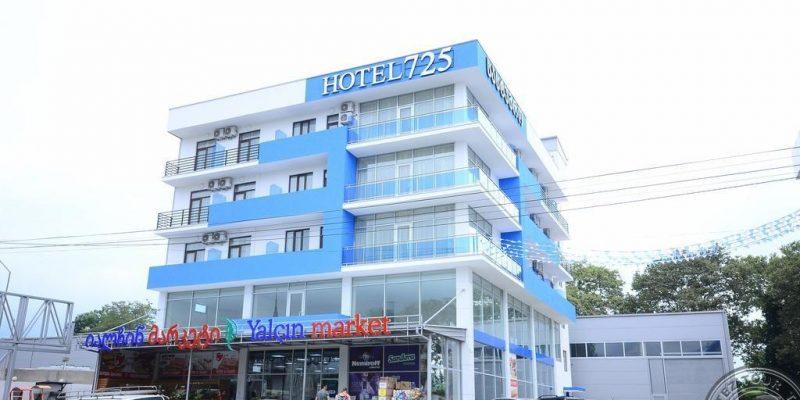 Hotel 725 B – pilt 1