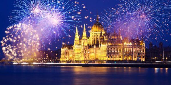 Aastavahetuse linnareis Budapesti