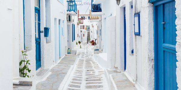 Ateena otselennud ja vaimustavad Kreeka saared