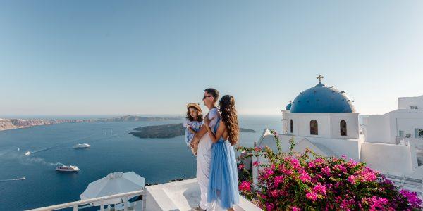 Lennupiletid Kreetale ja Santorinile
