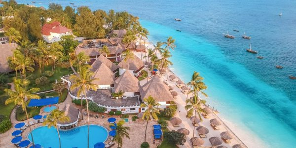 DoubleTree Resort by Hilton Hotel Zanzibar