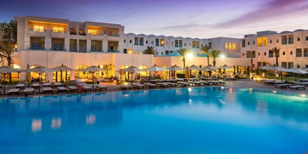 Blue For Two Ulysse Djerba Resort & Thalasso