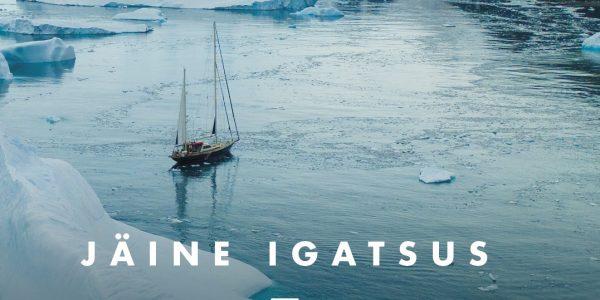 """Raamat """"Jäine igatsus. Armastus Antarktika moodi"""""""