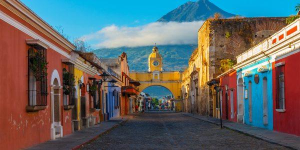 Guatemala elamusreis