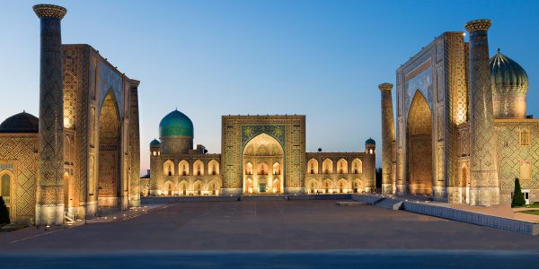 Suure Eesti Raamatuklubi reis Usbekistani