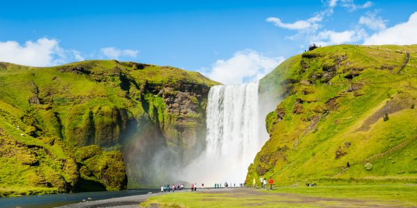 Lennupiletid maagilisele Islandile